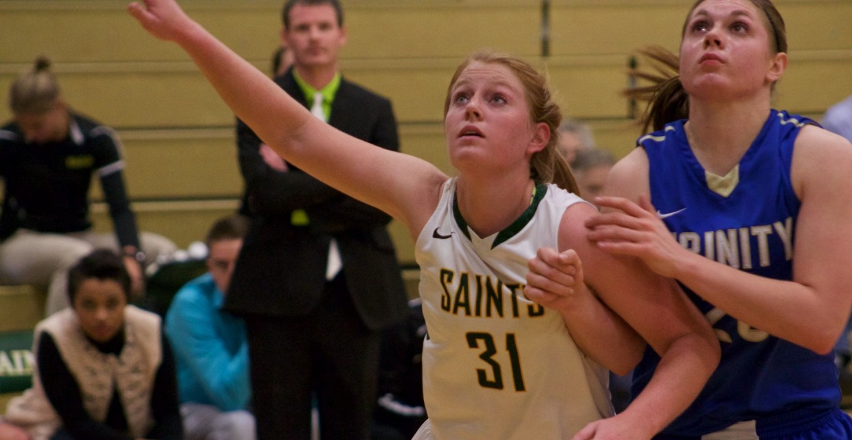 Photo for Lady Saints Gear Up for Final Home Games of the Regular Season