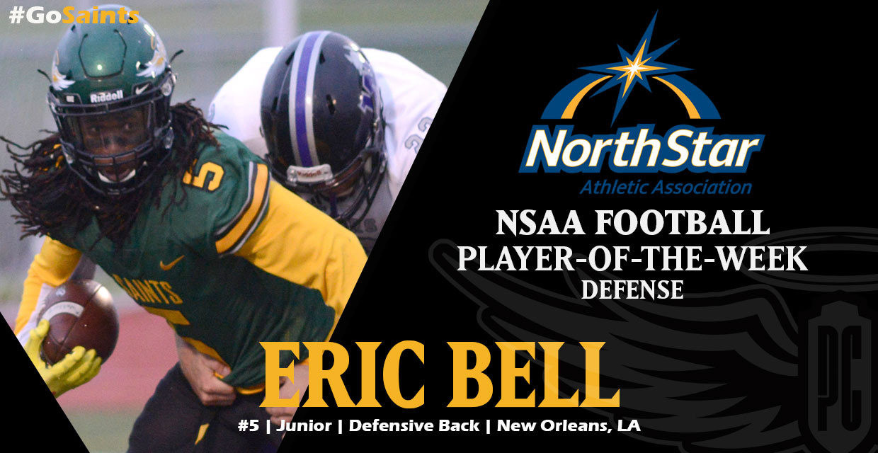 Photo for Eric Bell Earns NSAA Player-of-the-Week Honor