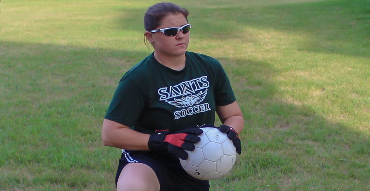Photo for Korey Schroeder Joins Saints Soccer Staff